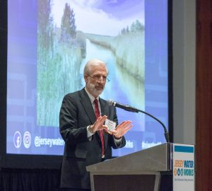 Walter Mugdan provided the audience with updates on the top water priorities of EPA Region 2